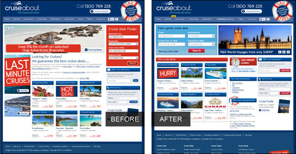 Cruiseabout iterative design2011