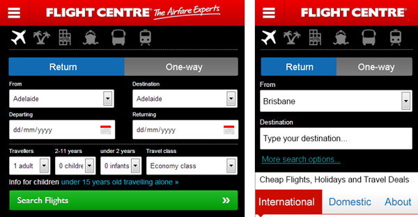flight-centre-search-form-mobile